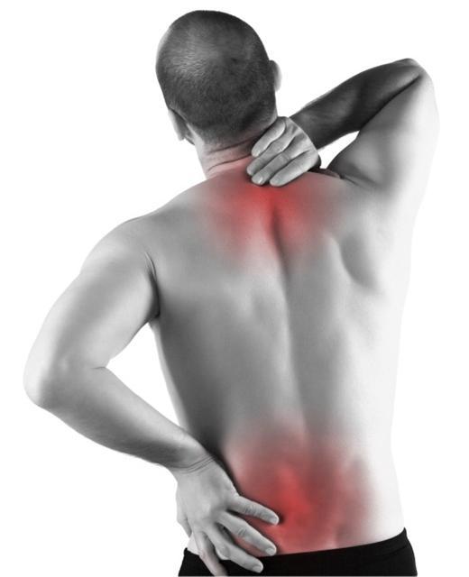 De los dolores de la parte superior de la espalda